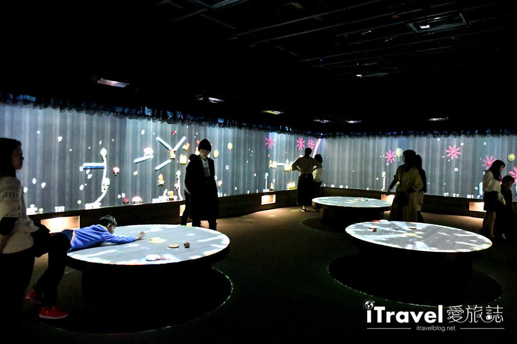 东京艺术展览 teamLab Borderless (75)