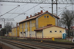 Opalenica train station