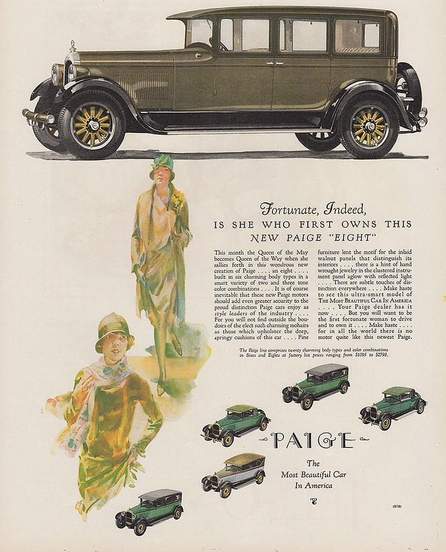 1928 Paige