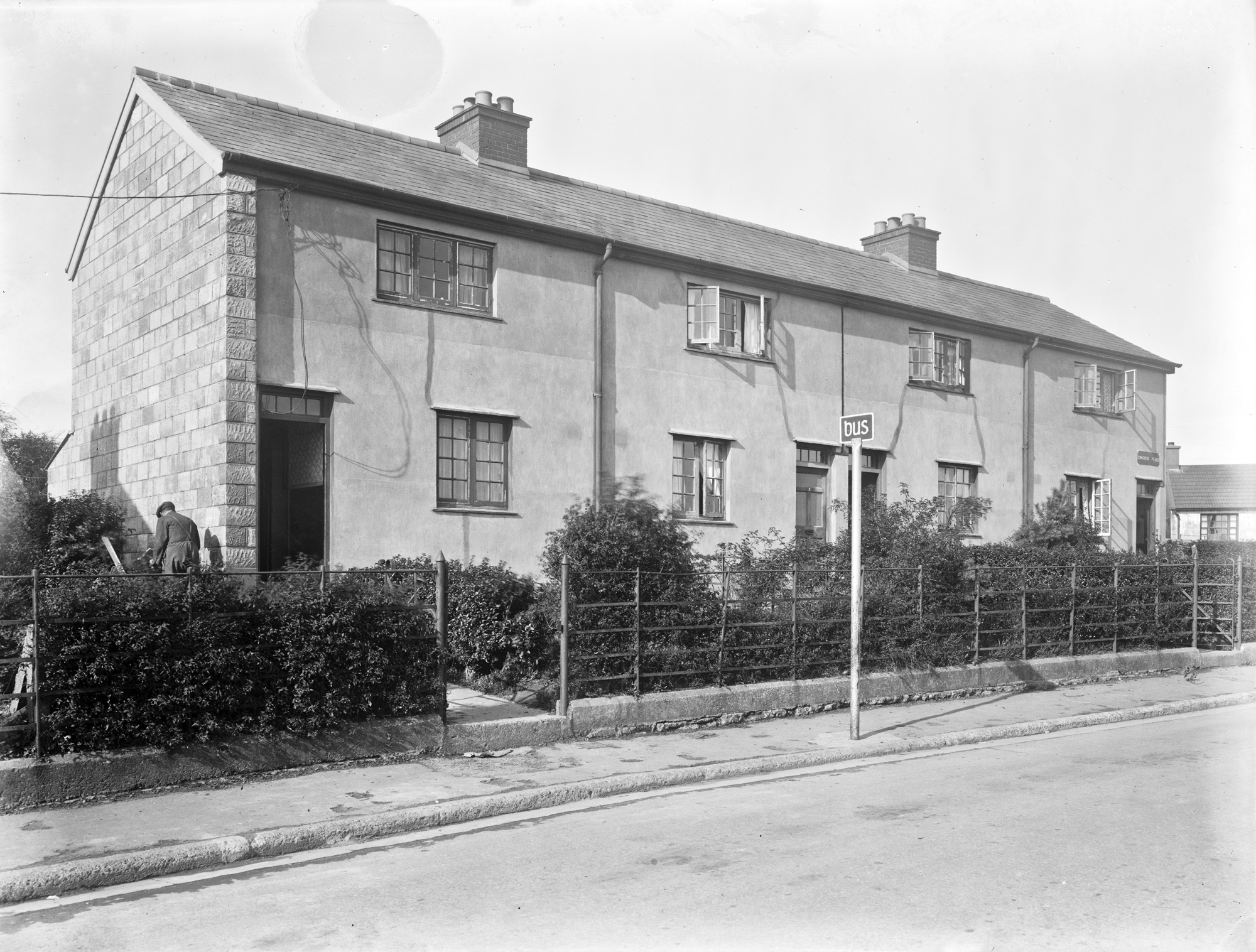 Nos 4 to 1, Congress Place, British Legion Houses, Waterford