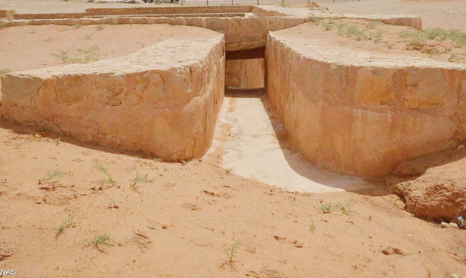 4996 Zubaida Canal – 20 Km long canal built for Hajj pilgrims in 809 A.D 01