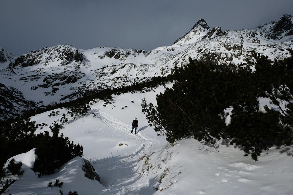Winter Scenes: High Tatras, Slovakia