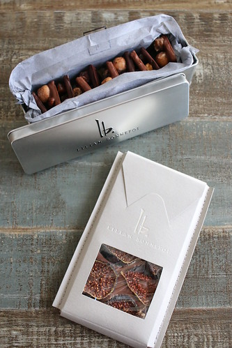 リリアン・ボンヌフォアのチョコレート