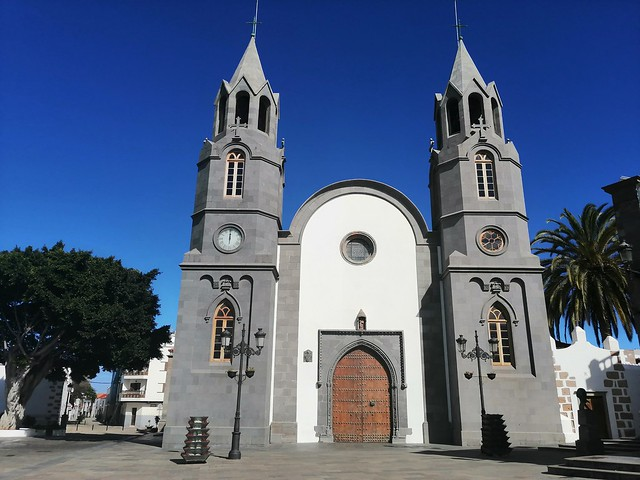 19.2.2019 Telde, Kirche San Juan Bautista