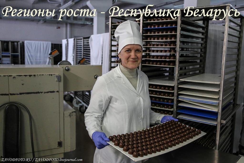 Регионы роста - Республика Беларусь