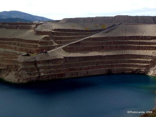Minas de Alquife - Compañía Andaluza de Minas