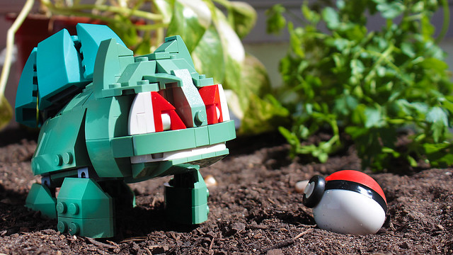 Lego Pokemon Bulbasaur