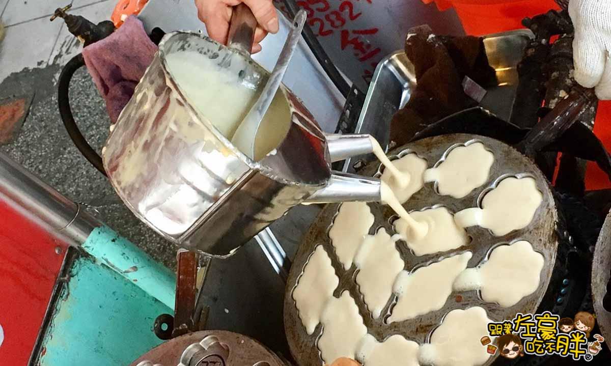 學甲雞蛋糕 台南美食小吃-10