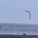 Kite surfing at Cleethorpes