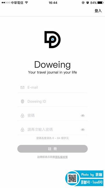 Doweing叨位