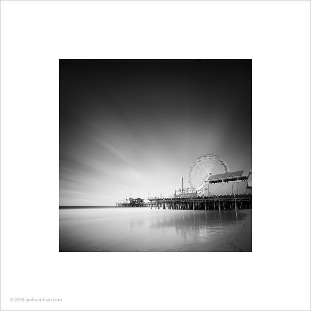 Santa Monica Pier, Nikon D800, AF-S Nikkor 16-35mm f/4G ED VR