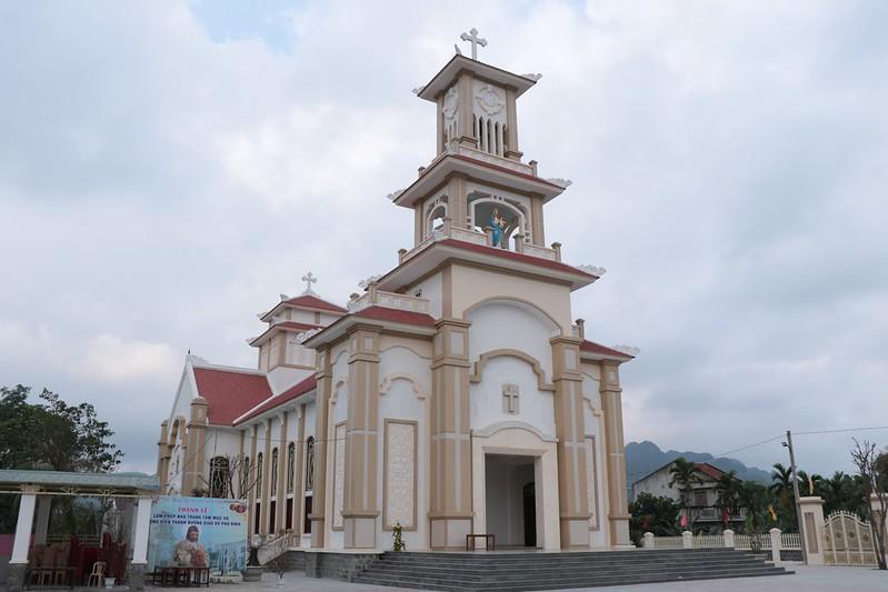Giáo xứ Phù Kinh