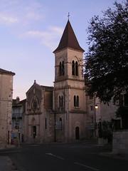 20080917 38427 1018 Jakobus Montcuq Kirche Turm - Photo of Fargues