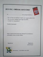 Embolcalls + Sostenibles
