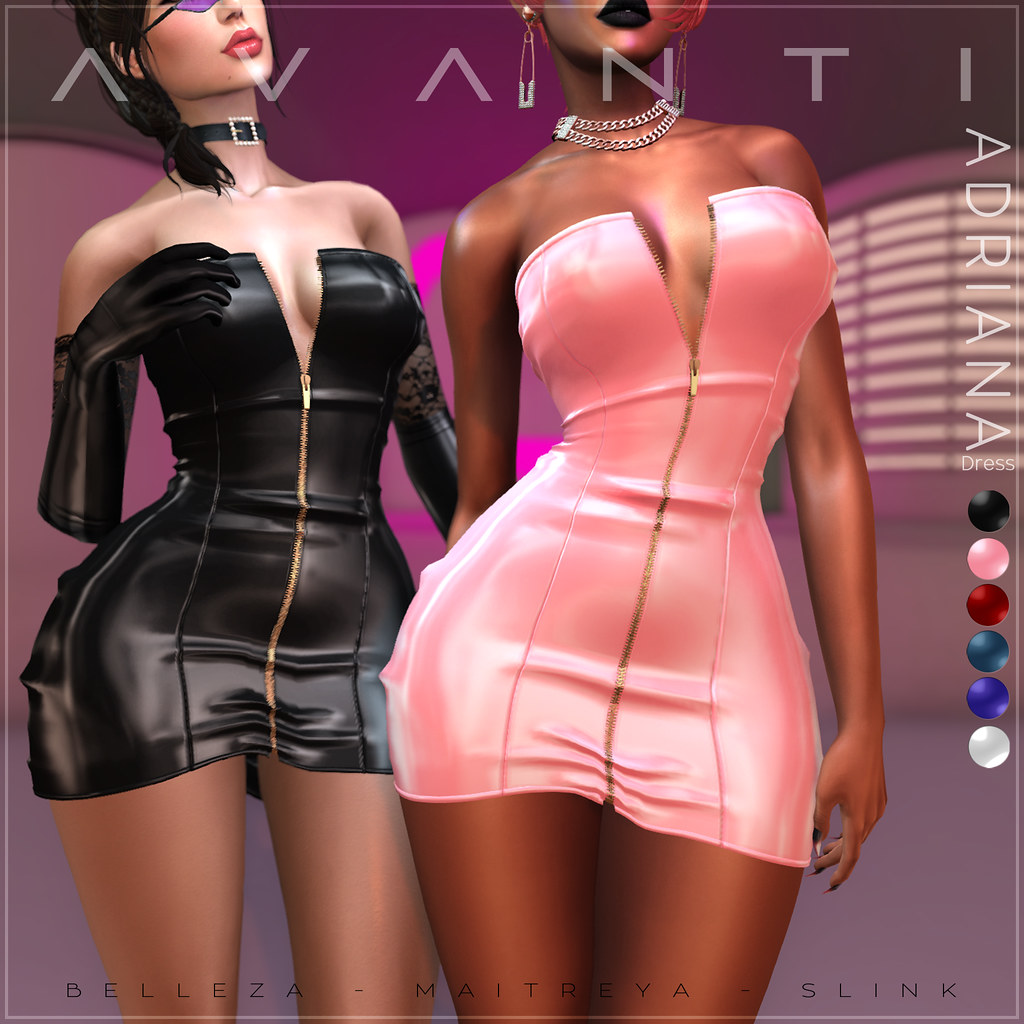 Avanti @ Whore Couture Fair 9! ♥