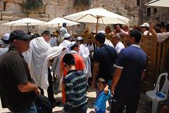 Israel. Jerusalén.  Muro de las lamentaciones (20)