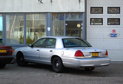 2001 Ford Crown Victoria 4.6 V8 Police Interceptor