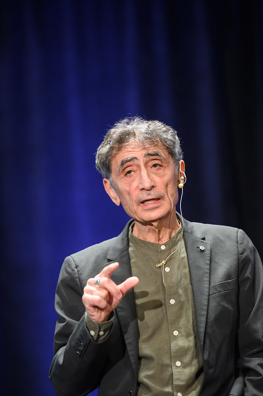 Master Mind Master Class with Gabor Mate, CM, BA'68, MD'77