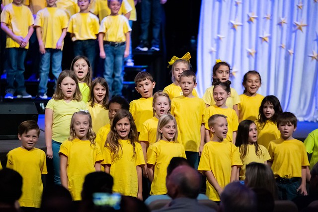 2018 Lower School Christmas Musical