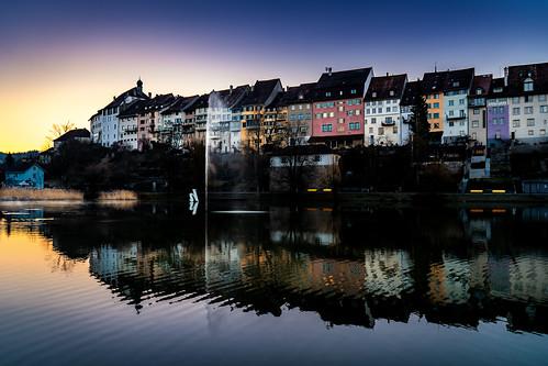 Sunrise in Wil - Switzerland