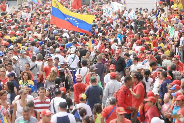 """""""Recebi com muita alegria o convite para escrever uma coluna no Brasil de Fato RS sobre a Venezuela"""" - Créditos: Foto: AVN/Telesur"""