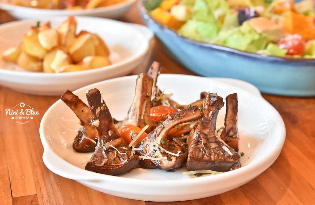 布佬廚房 台中蔬食 素食菜單22