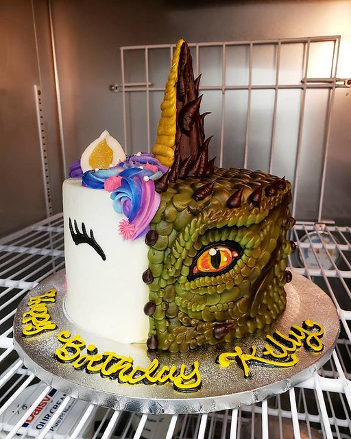 Cake by Lee Ann Carulli of Smallcakes: A Cupcakery