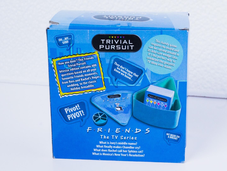 Achterkant Friends Trivial Pursuit