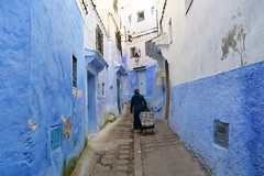 Chefchaouen, Morocco, January 2019 D810 856