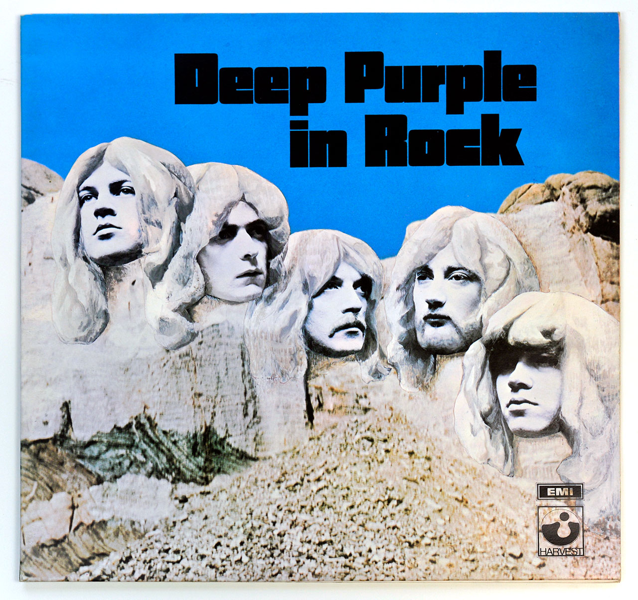 A0697 DEEP PURPLE Deep Purple in Rock