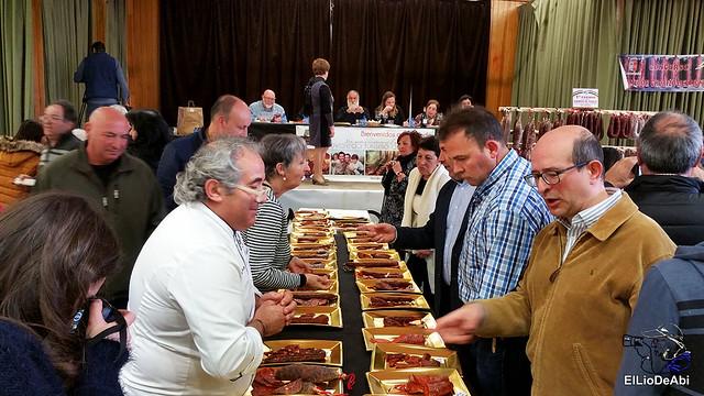 En Covaleda se elige el Mejor Chorizo del Mundo 6