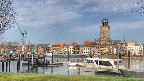 IJssel, Deventer, Overijssel, Netherlands - 0890
