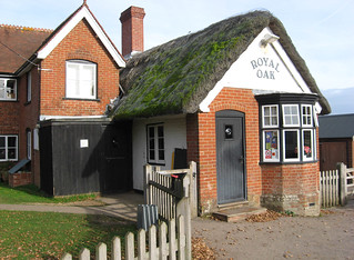 The Royal Oak, Fritham, Hampshire
