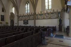 Interior of Parish Church of the Nativity, 16.04.2018.