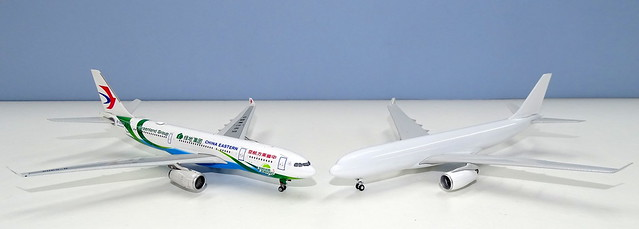 NG Models A330-200 New Mould vs Phoenix