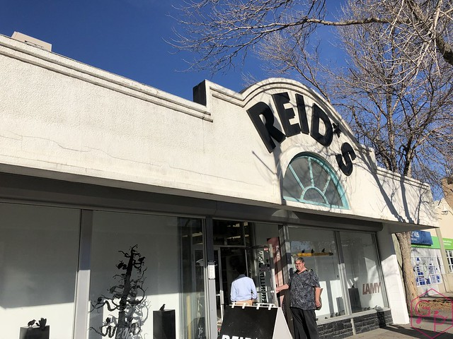 Field Trip to Reid's Stationery in Calgary, Alberta 1