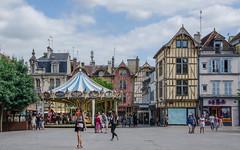 Dimanche ensoleillé à Troyes