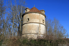 36 Briantes - Colombier  Château XV XVII - Photo of Montgivray