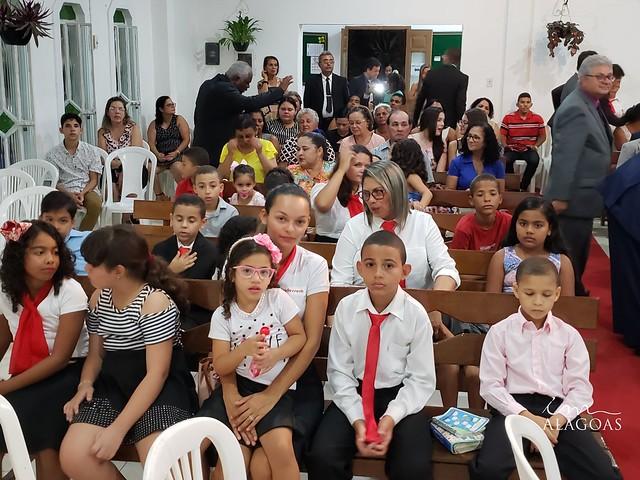 CULTO EVANGELÍSTICO - JOAO SAMPAIO