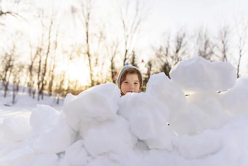 Let the snowballs come