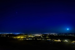 Nuit - Photo of Beaumont-sur-Lèze