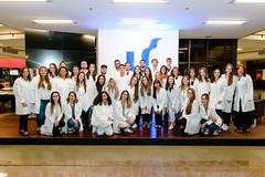 Aula Magna do curso de Medicina da Unisinos 2019