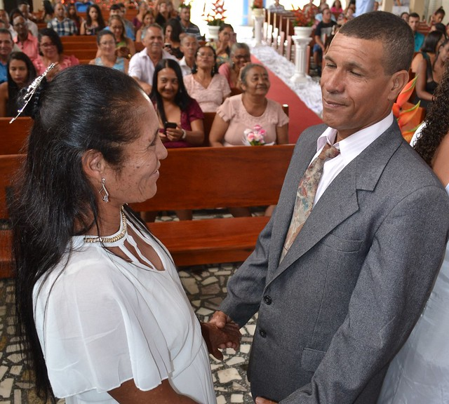 Igreja Católica casamento coletivo