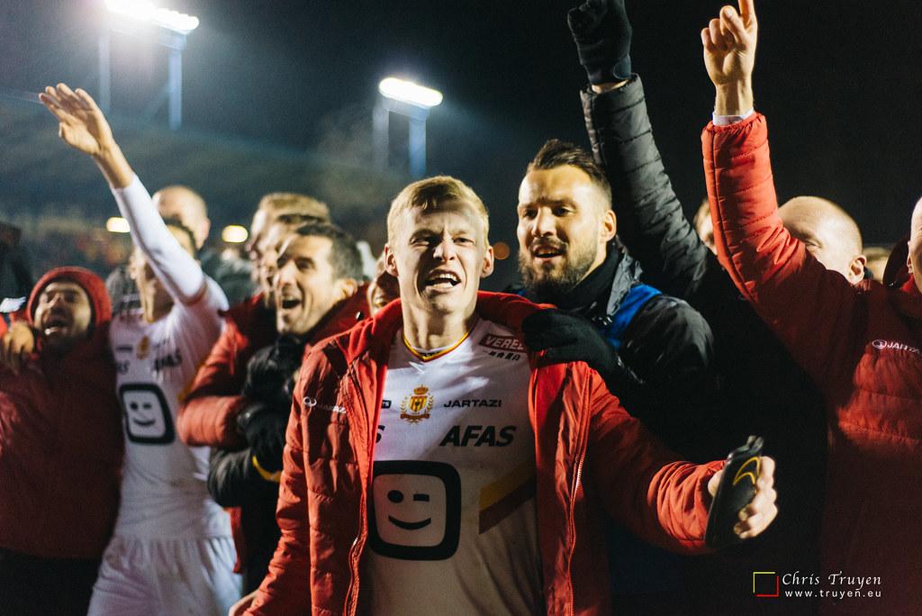R Union St. Gilloise - KV Mechelen (29/01/2019)