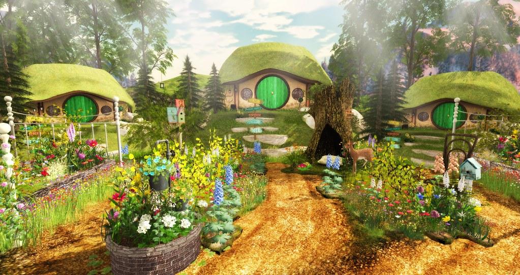 Hobbit wonderland ♥