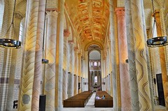 Abbaye de Saint-Savin - Photo of Villemort