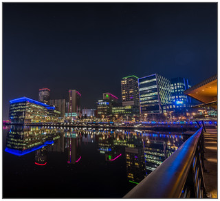 Media City, Salford Quays | by muddybootsuk