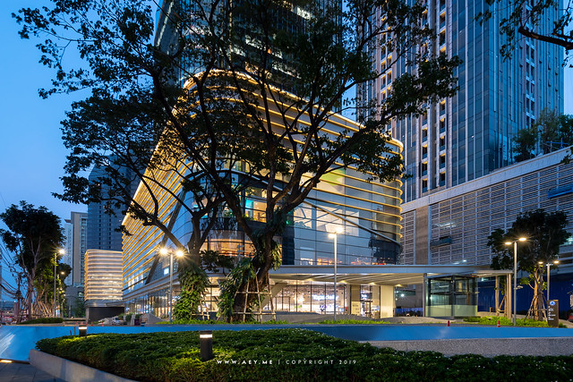 Singha Complex, Bangkok