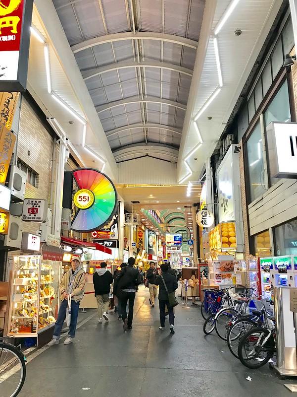 20190220 大阪心齋橋 章魚燒