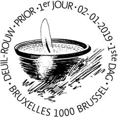 00 Deuil Prior cachet